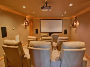 Home Theater Design College Station Tx High End Home